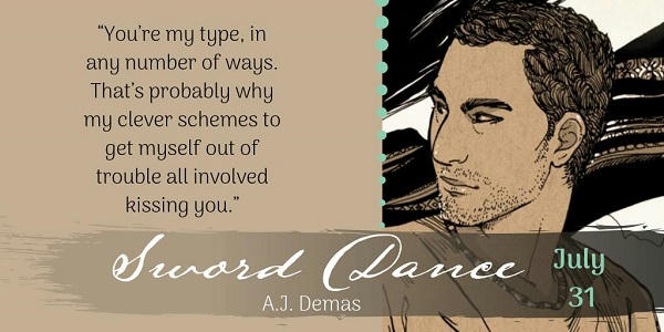 A.J. Demas - Sword Dance Promo