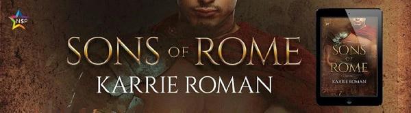 Karrie Roman - Sons of Rome NineStar Banner