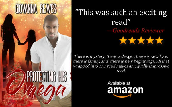 Giovanna Reaves - Protecting his Omega Teaser
