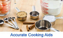 Accurate Cooking Aids