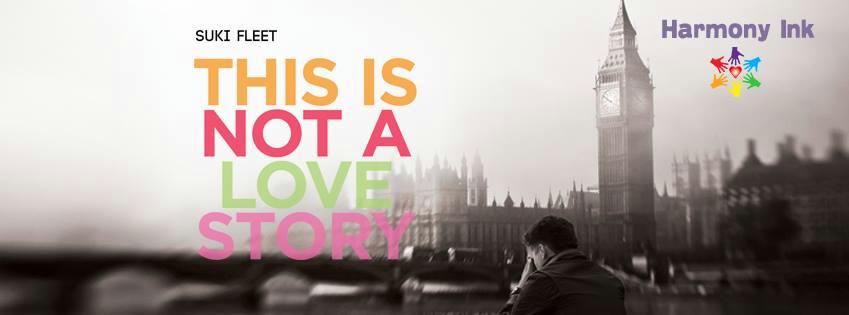Suki Fleet - This Is Not A Love Story Banner