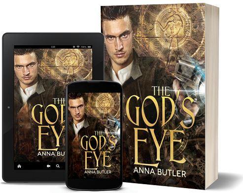 Anna Butler - The God's Eye 3d Promo