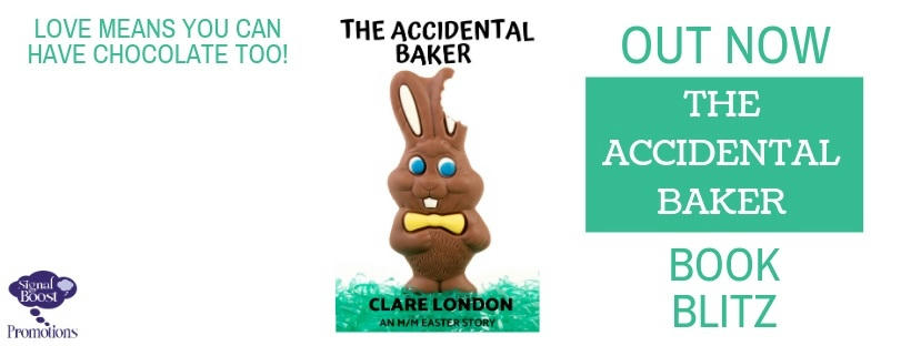 Clare London - The Accidental Baker RBBANNER-16