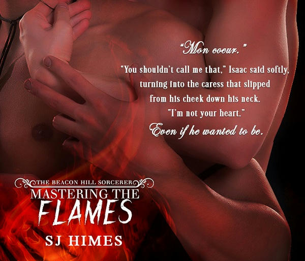 S.J. Himes - Mastering the Flames Promo 3