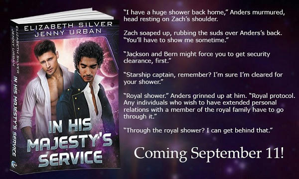 Elizabeth Silver & Jenny Urban - In His Majesty's Service Teaser 2