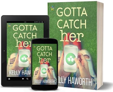 Kelly Haworth - Gotta Catch Her 3d Promo