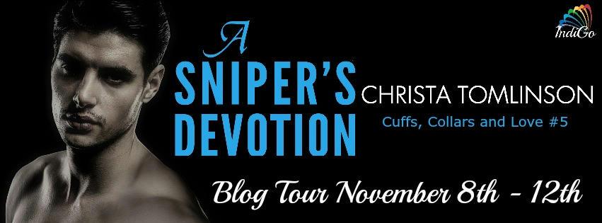 Christa Tomlinson - A Sniper's Devotion Tour Banner