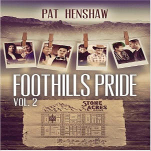 Pat Henshaw - Foothills Pride Square