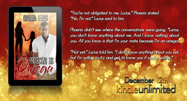 Giovanna Reaves - Protecting his Omega Teaser 2