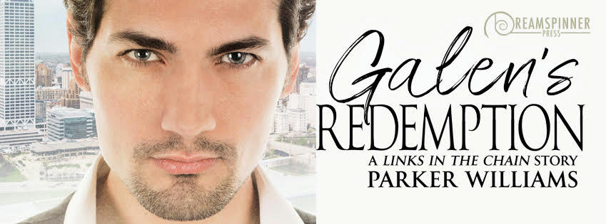 Parker Williams - Galen's Redemption Banner