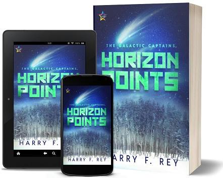 Harry F. Rey - Horizon Points 3d Promo