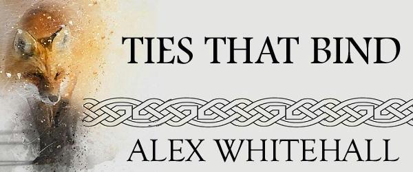 Alex Whitehall - Ties That Bind banner 1