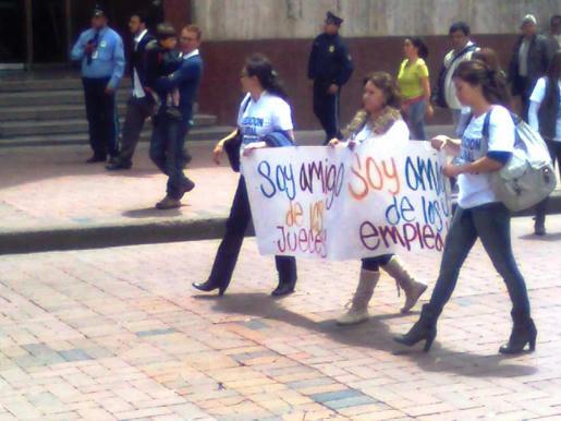 Anuncian Nuevo paro judicial en Colombia para el martes 16 de mayo