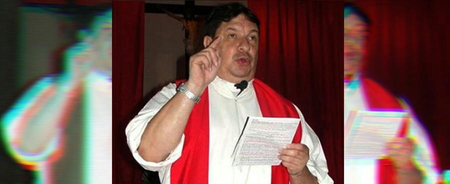 Arrestan a sacerdote colombiano en Argentina por presunto abuso de menores