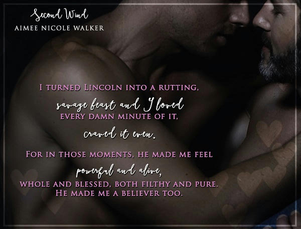 Aimee Nicole Walker - Second Wind Teaser 2