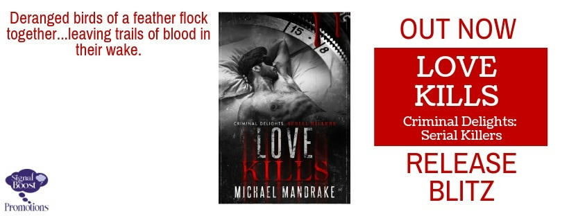 Michael Mandrake - Love Kills RBBANNER-21