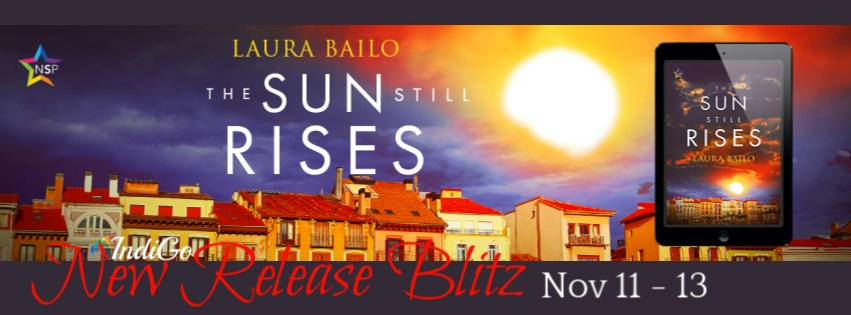 Laura Bailo - The Sun Still Rises RB Banner