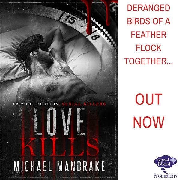 Michael Mandrake - Love Kills INSTAPROMO-18
