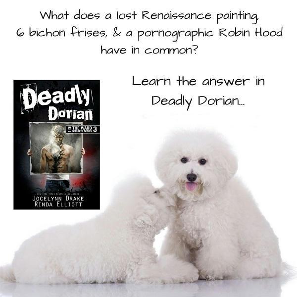 Jocelynn Drake & Rinda Elliott - Deadly Dorian Teaser 2