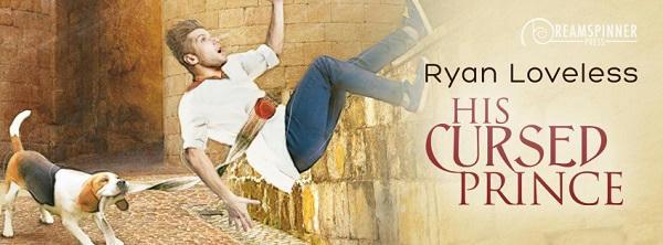 Ryan Loveless - His Cursed Prince Banner s