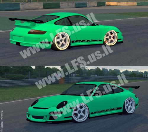 FZ - Porsche 911 Targa GT3 RS