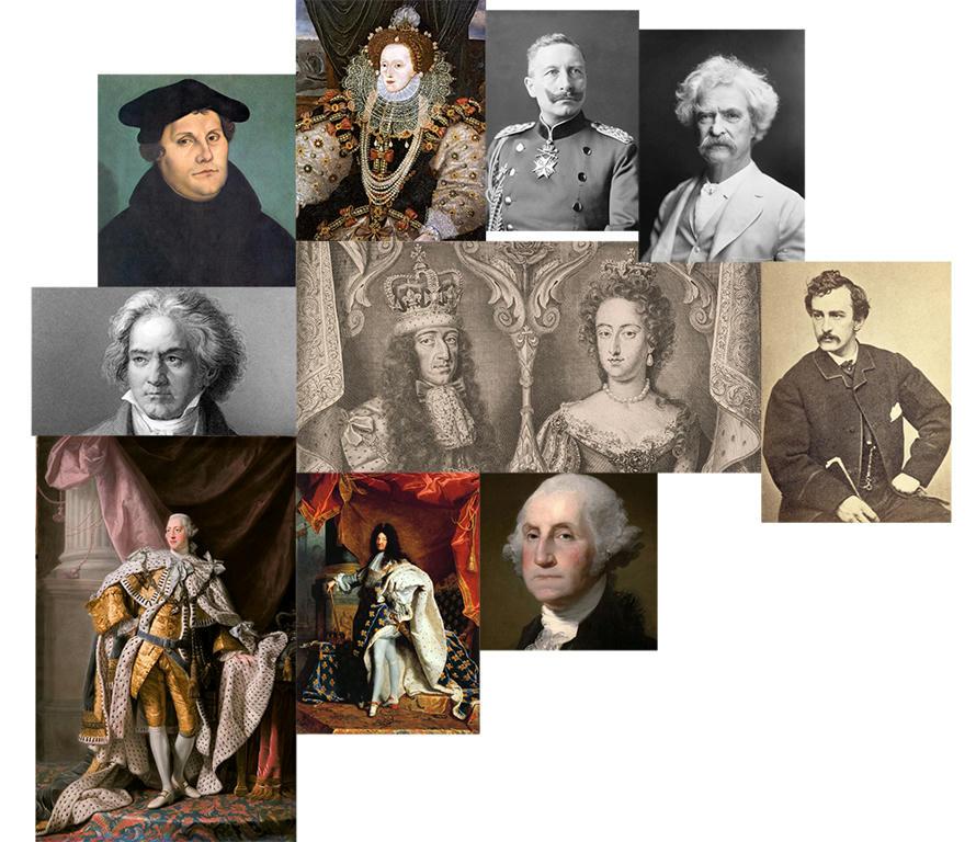 Historic Collage