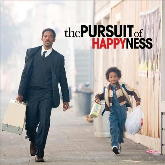 The pursuit of happiness 2006