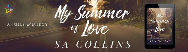 S.A. Collins - My Summer of Love NineStar Banner