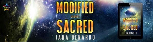 Jana Denardo - Modified and Sacred NineStar Banner