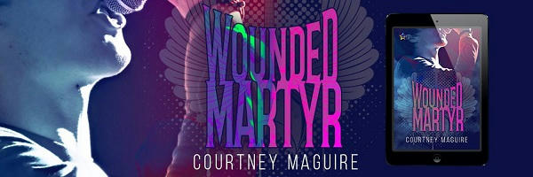 Courtney Maguire - Wounded Martyr NineStar Banner