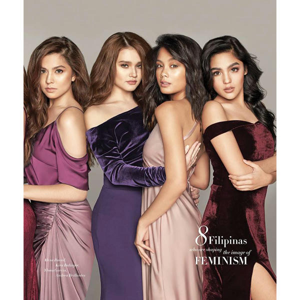 Metro Magazine's 28th Years of Style, Beauty, and Culture Issue Cover