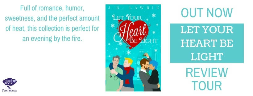 J.R. Lawrie - Let Your Heart Be Light RTBANNER-124
