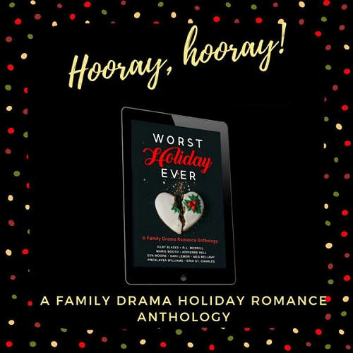 Anthology - Worst Holiday Ever BANNER