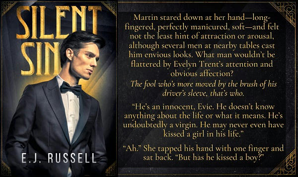E.J. Russell - Silent Sin kissed_a_boy