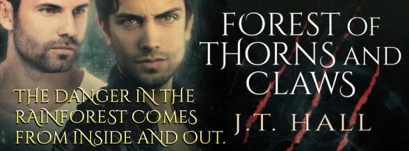 J.T. Hall - Forest of Thorns and Claws Banner 1