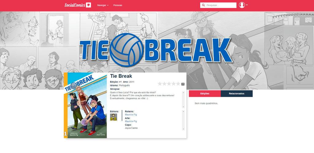 Clique pra ler Tie Break #1