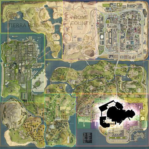 Map] Blake Island - SA-MP Forums