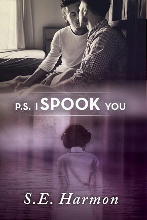S.E. Harmon - P.S. I Spook You Cover