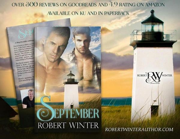 Robert Winter - September Promo