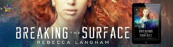 Rebecca Langham - Breaking the Surface NineStar Banner