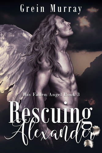 Grein Murray - Rescuing Alexander Cover