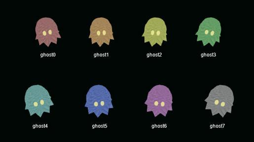 [ObjectTex] Pac-Man Creepy Ghosts 1z42d3ude6e654q4g
