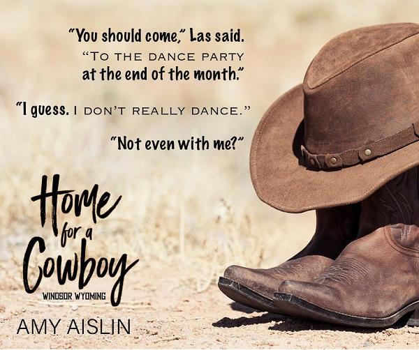 Amy Aislin - Home For A Cowboy Teaser 6