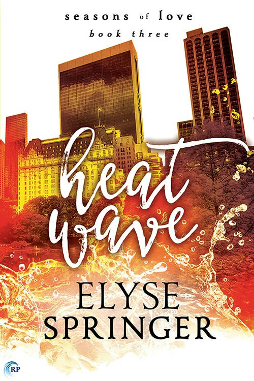 Elyse Springer - Heat Wave Cover