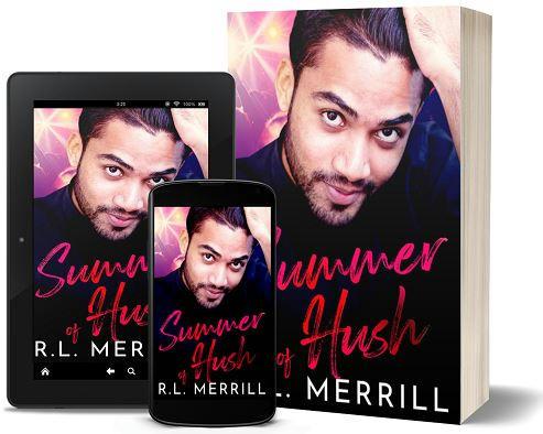 R.L. Merrill - Summer of Hush 3d Promo 3478hh