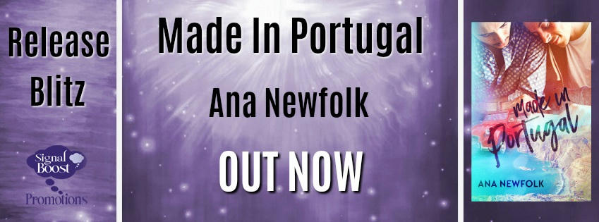 Ana Newfolk - Made In Portugal RBBanner