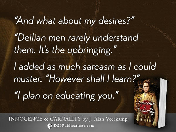 J. Alan Veerkamp - Innocence & Carnality MEME2