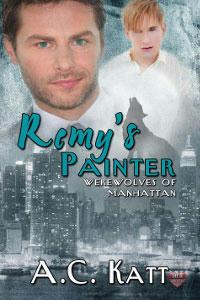 A.C. Katt - 02 - Remy's Painter Cover