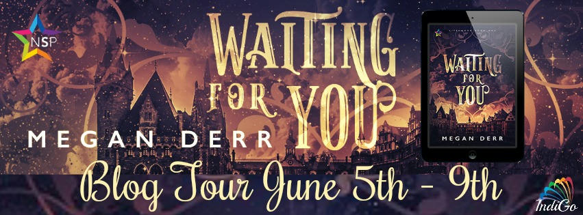 Megan Derr - Waiting for You BT Banner