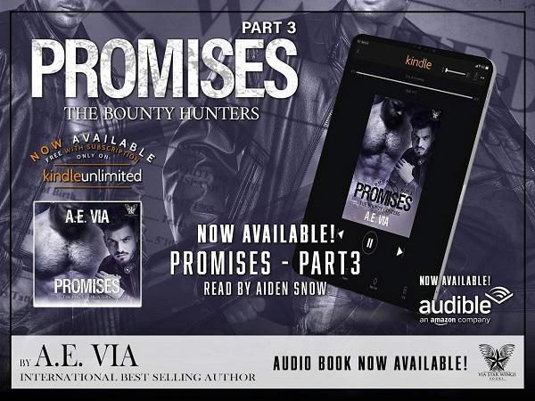 A.E. Via - Promises 3 Graphic 2